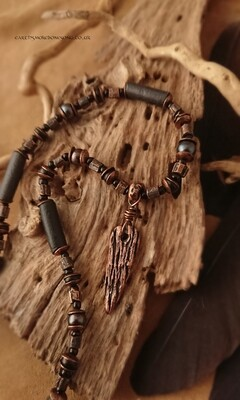 Pearls of Wisdom found in Shadow necklace
