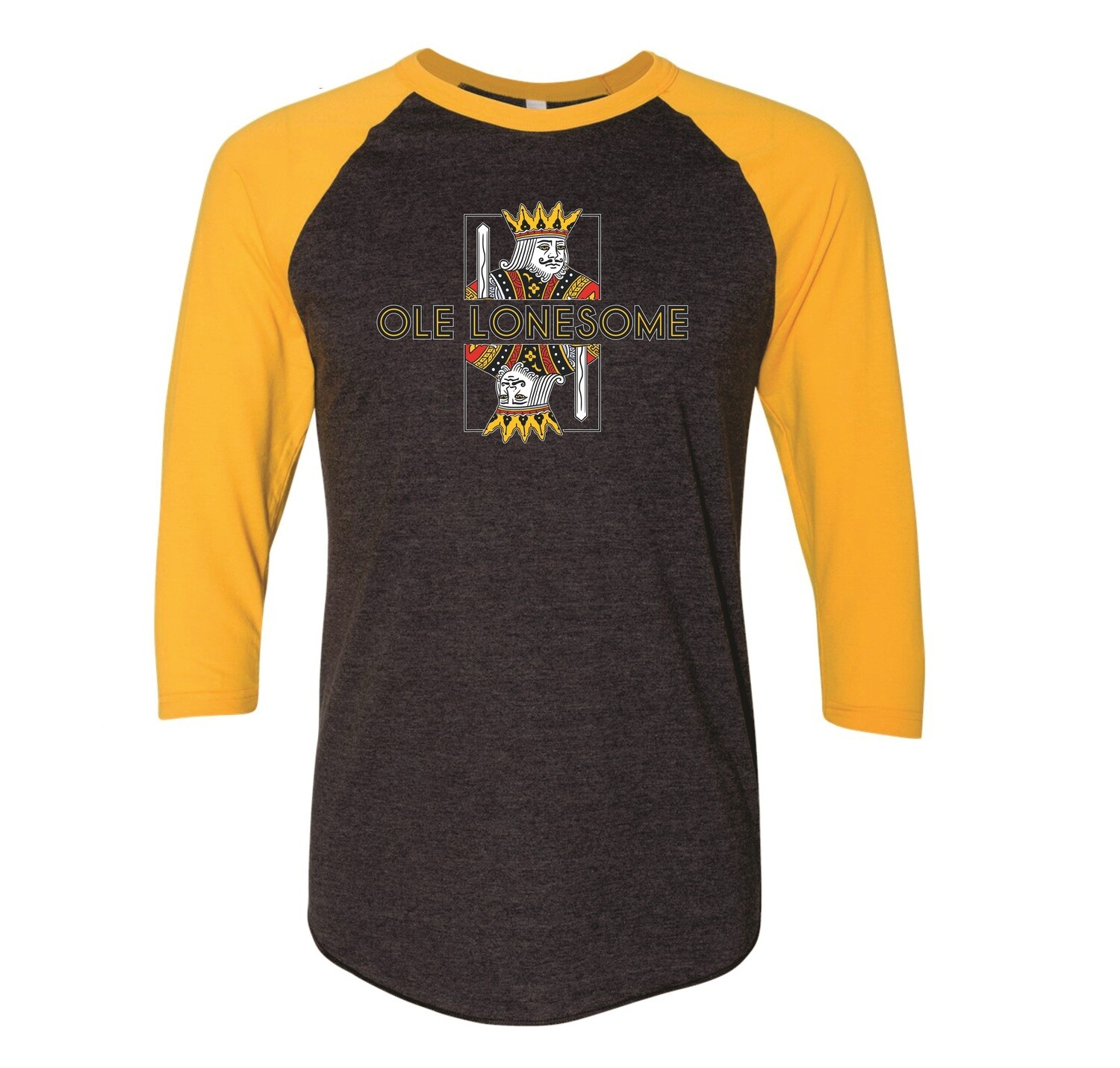 """King"" Raglan Shirt"