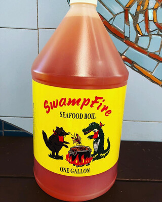 Swamp Fire Boil Gallon