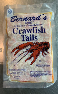 Crawfish Tail Meat IMPORTED FROZEN