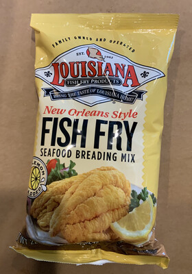 LA New Orleans Fish Fry 22oz