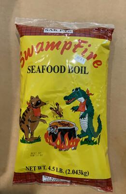 Swamp Fire Seafood Boil 4.5lb