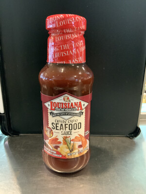 LA Seafood Sauce Spicy 12 oz