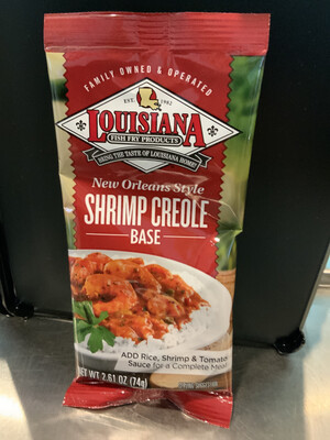 LA Shrimp Creole Mix 2.61oz