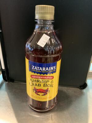 Zatarain's Boil 16 oz Liquid