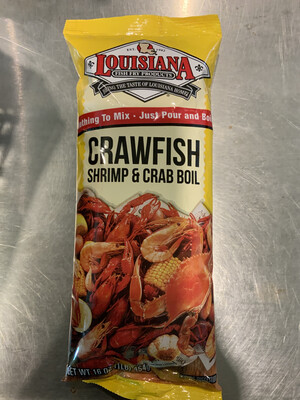 LA Crawfish Boil 16oz