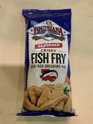 LA Seasoned Fish Fry 10 oz