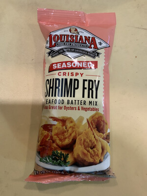 LA Shrimp Fry 10oz