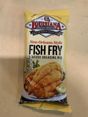 LA  New Orleans Fish Fry 10oz
