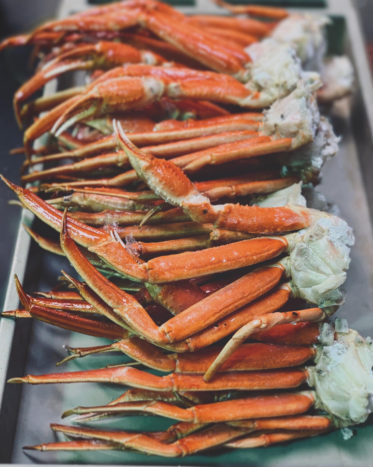 SNOW CRAB 12-14oz. CLUSTERS 20LB POUND CASE