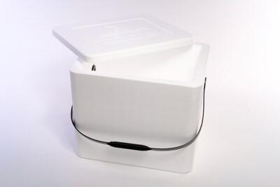 Styrofoam Cooler 22 QT