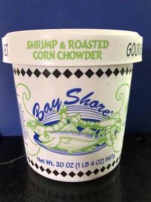 Shrimp & Roasted Corn Chowder FROZEN