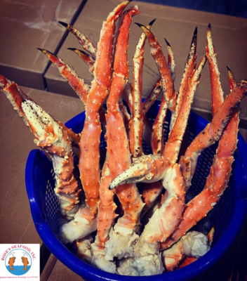 KING CRAB LEGS 2.5 Pounds