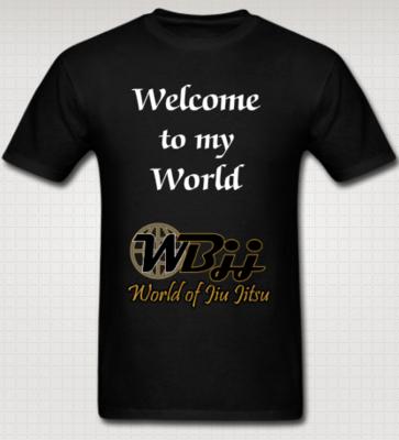 Welcome to my World - World of Jiu Jitsu