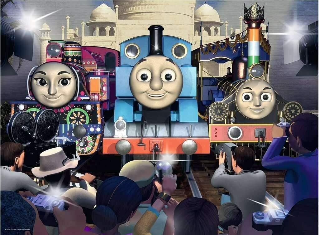 Say Cheese, Thomas! Puzzle - 100 pc