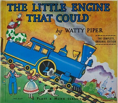 Little Engine That Could - HC