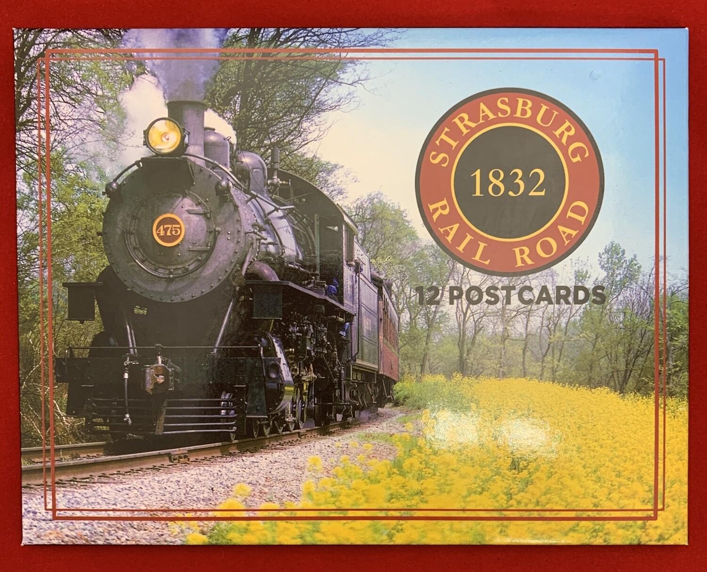 Postcard Book - SRR 12pk