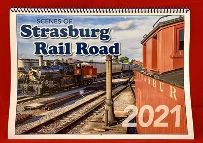 Calendar - SRR Custom 2021