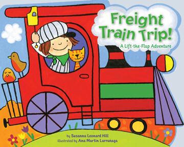 Freight Train Trip! - BB