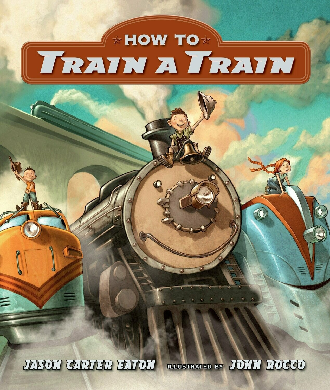 How To Train A Train - BB