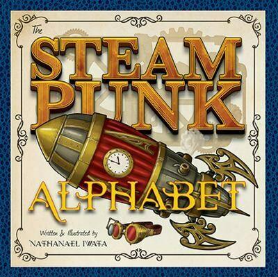 Steampunk Alphabet - HC