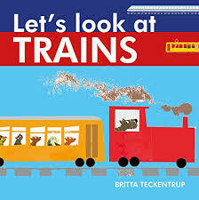Let's Look at Trains - BB