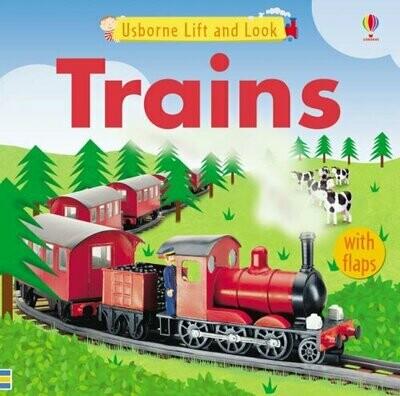 Trains Lift & Look - BB