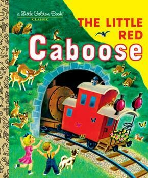 The Little Red Caboose - LGB