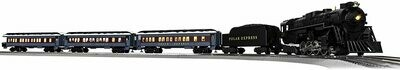 The Polar Express Lionel Set