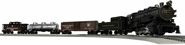 Lionel Pennsylvania Flyer Electric O Gauge Model Train Set w/ Remote and Bluetooth Capability