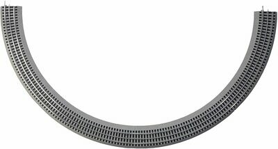 Lionel Fastrack 036 Curve 4-Pack