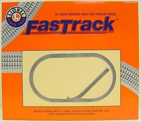 Lionel Fastrack Siding Expansion Pack