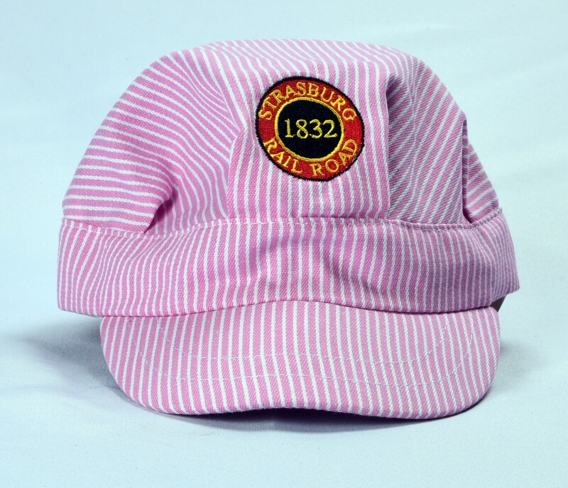 Eng Hat EMBR patch Pink youth