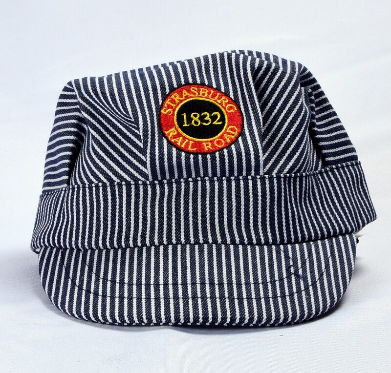 Eng Hat EMBR patch Blue toddler