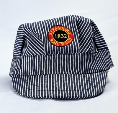 Eng Hat EMBR patch Blue AL