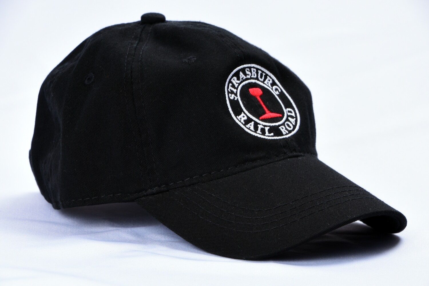 Baseball Cap with Strasburg RR Logo