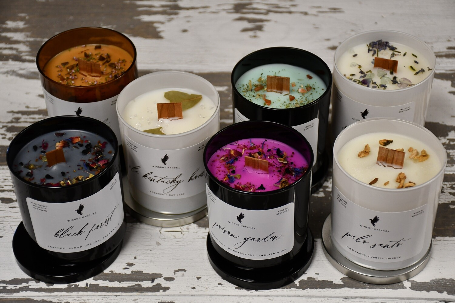 Wicked Obscura Candles