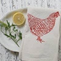 Organic Flour Sack Napkins