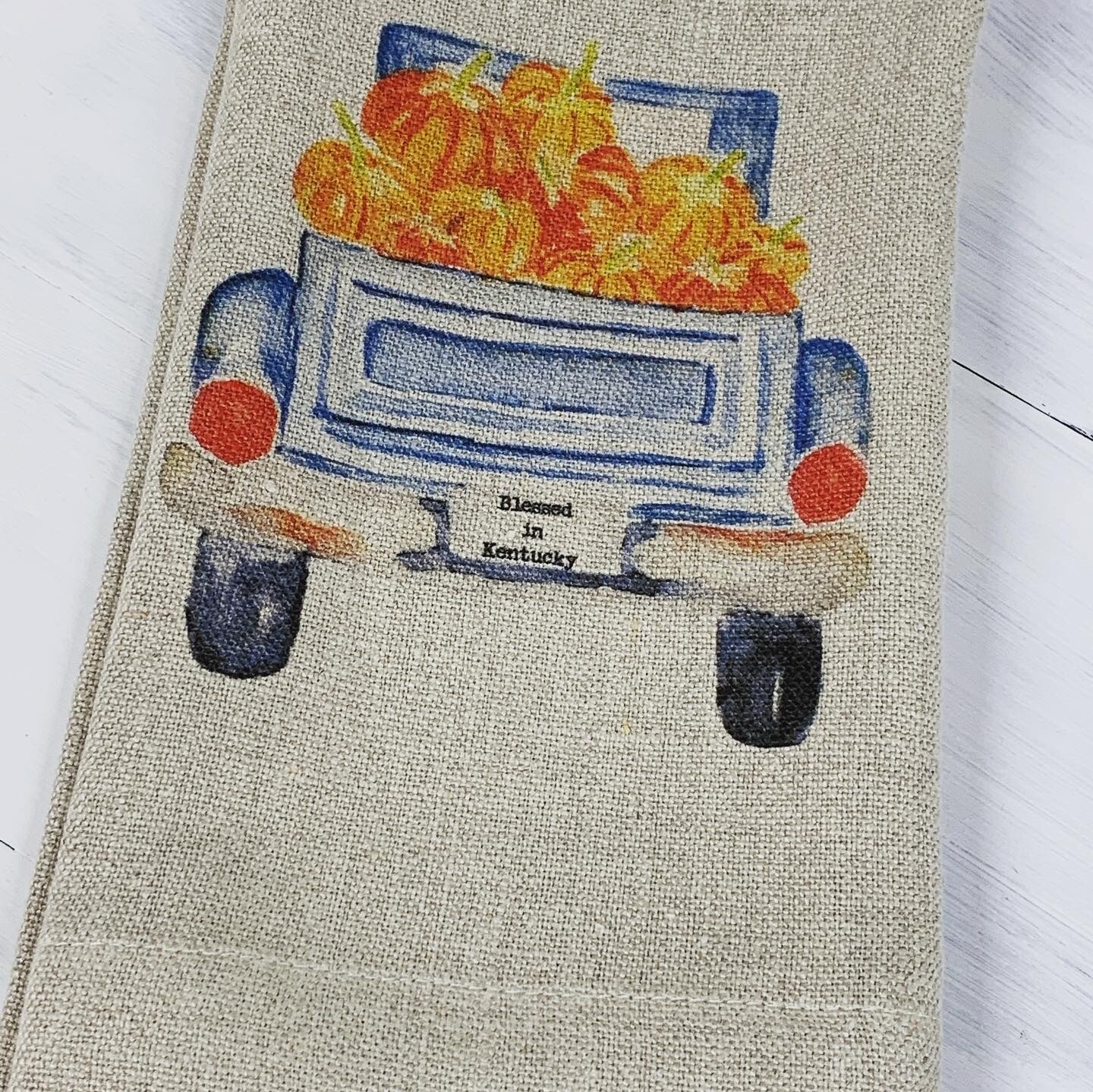 Autumn Guest Towels