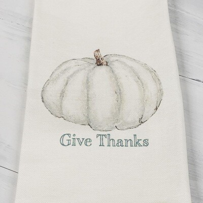 Autumn Cotton Dish Towels