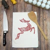 Holiday Flour Sack Towels