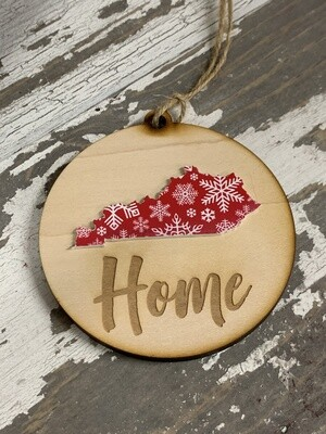 Holiday Wood Ornaments & Stocking Stuffers