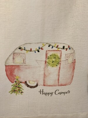 Holiday Cotton Dish Towels