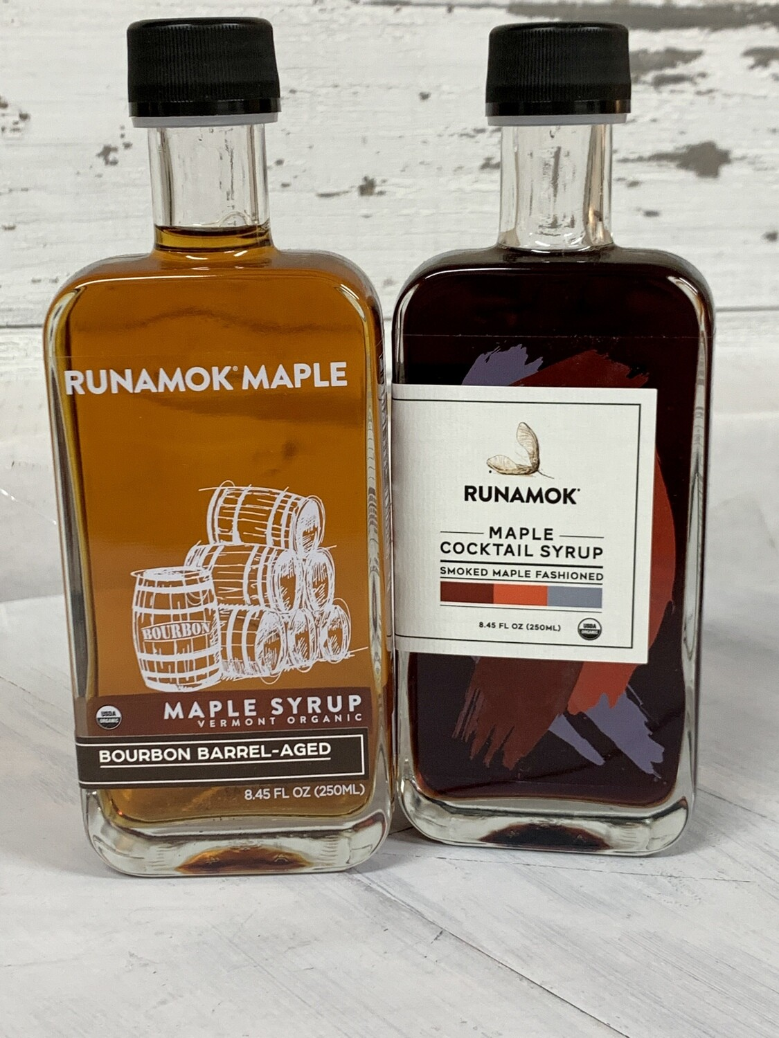 Runamok Maple Syrup and Cocktail Mixer