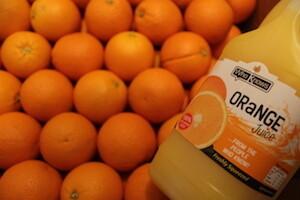 1ltr Orange Juice
