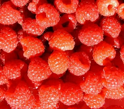 125g Raspberries