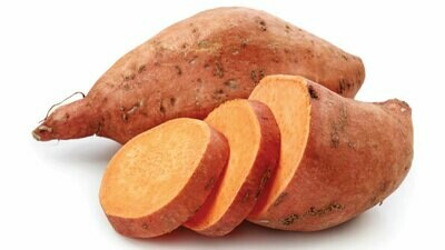2 Sweet Potato
