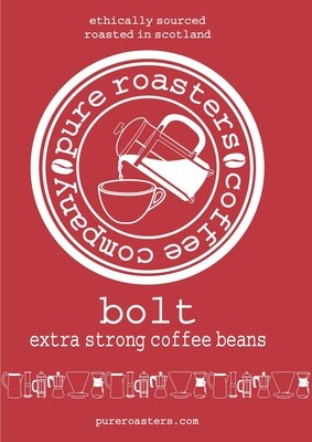 Bolt - High Caffeine Dark Roast
