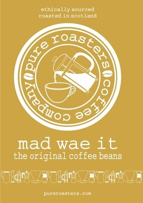Mad Wae It - The Original Blend