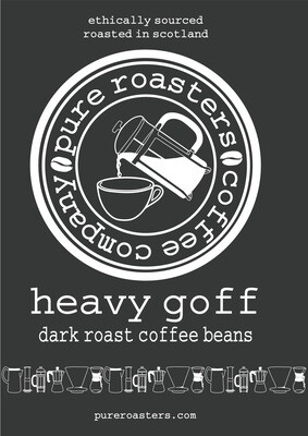 Heavy Goff - Darkest Roast